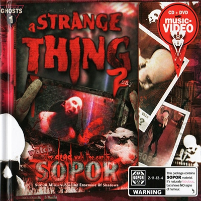 A Strange Thing 2 Say
